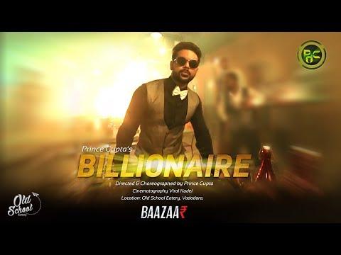 Yo Yo Honey Singh | Billionaire | Baazaar | Saif Ali Khan, Elli| Prince Gupta | Prince Gupta Films |