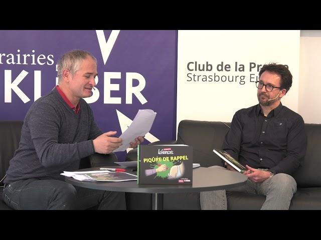Yannick Lefrançois et sa piqûre de rappel