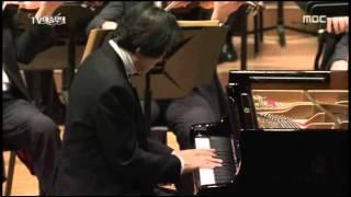 백건우- 라벨 피아노 협주곡 2악장