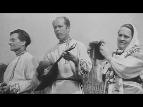 Russian Folk Ethno Music. Joyful. Katya Bela Rumiana. Tula Region. Катя бела румяна. Русская песня