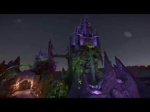 Planet Coaster: Dark Kingdom - Cursed