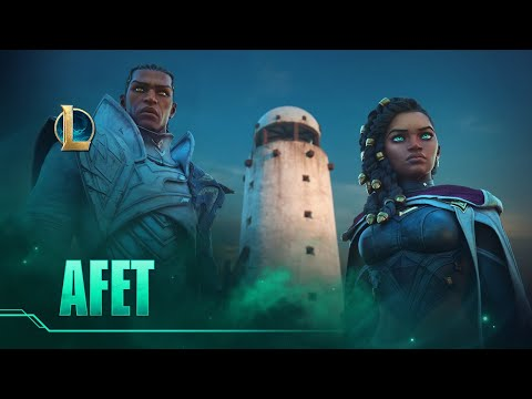 Afet | 2021 Sezonu Video Öyküsü - League of Legends