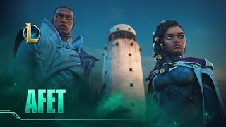Afet | 2021 Seżonu Video Öyküsü - League of Legends