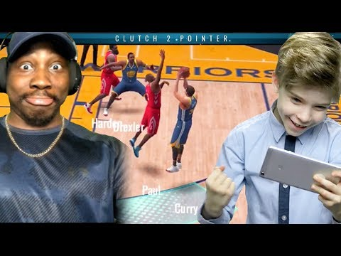 Letting MY SON Use 104 OVR STEPH CURRY! NBA Live Mobile 19 Season 3 Ep. 89