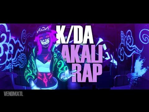 K/DA - Akali Rap (Extended)