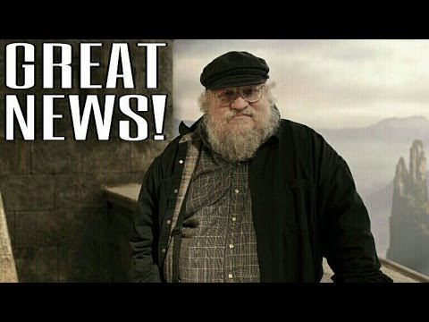 BREAKING NEWS Confirmed By GRRM - Game of Thrones (News)