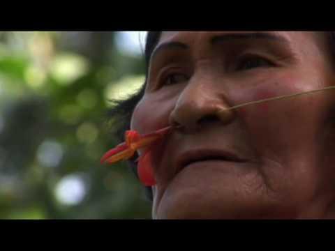 (1/11) DESASTRE AMBIENTAL DE CHEVRON-TEXACO EN AMAZONIA DE SUDAMERICA