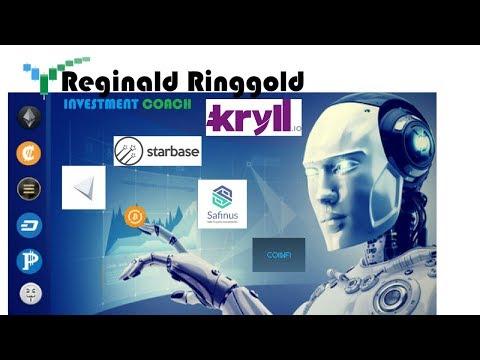 Get Schooled on  #Starbase #E-coin #kryll #RIALTO.AI #CoinFi #Safinus