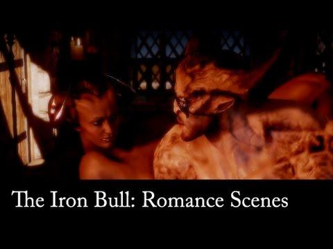 iron bull gay romance