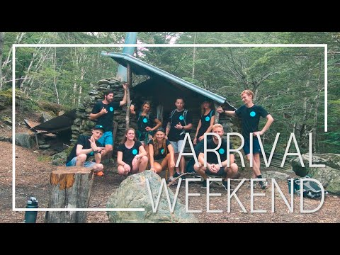 Arrival Weekend |  Pure Exploration VLog 1 | Ethan