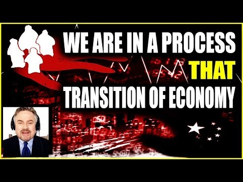 BIX WEIR - We Are in a Process That Transition of Economy