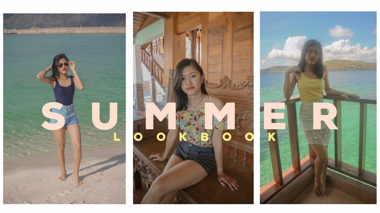 [VIDEO] - Summer/Beach Outfits • lookbook PH 2019 | Jhanzel Laraine 1