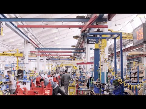 Toyota Material Handling - Production From Start To Finish
