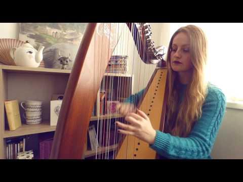 Arcadian - Folie Arcadienne (Harp Cover)