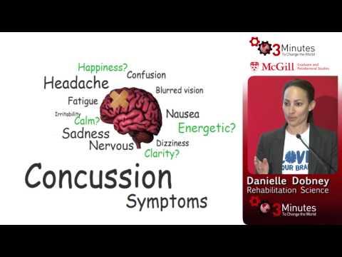 Danielle Dobney: Measuring Concussion Symptons