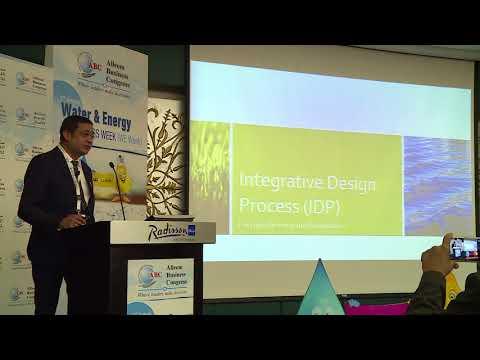 Mr. Vinod Kesava at the 3rd Annual Water & Energy Congress