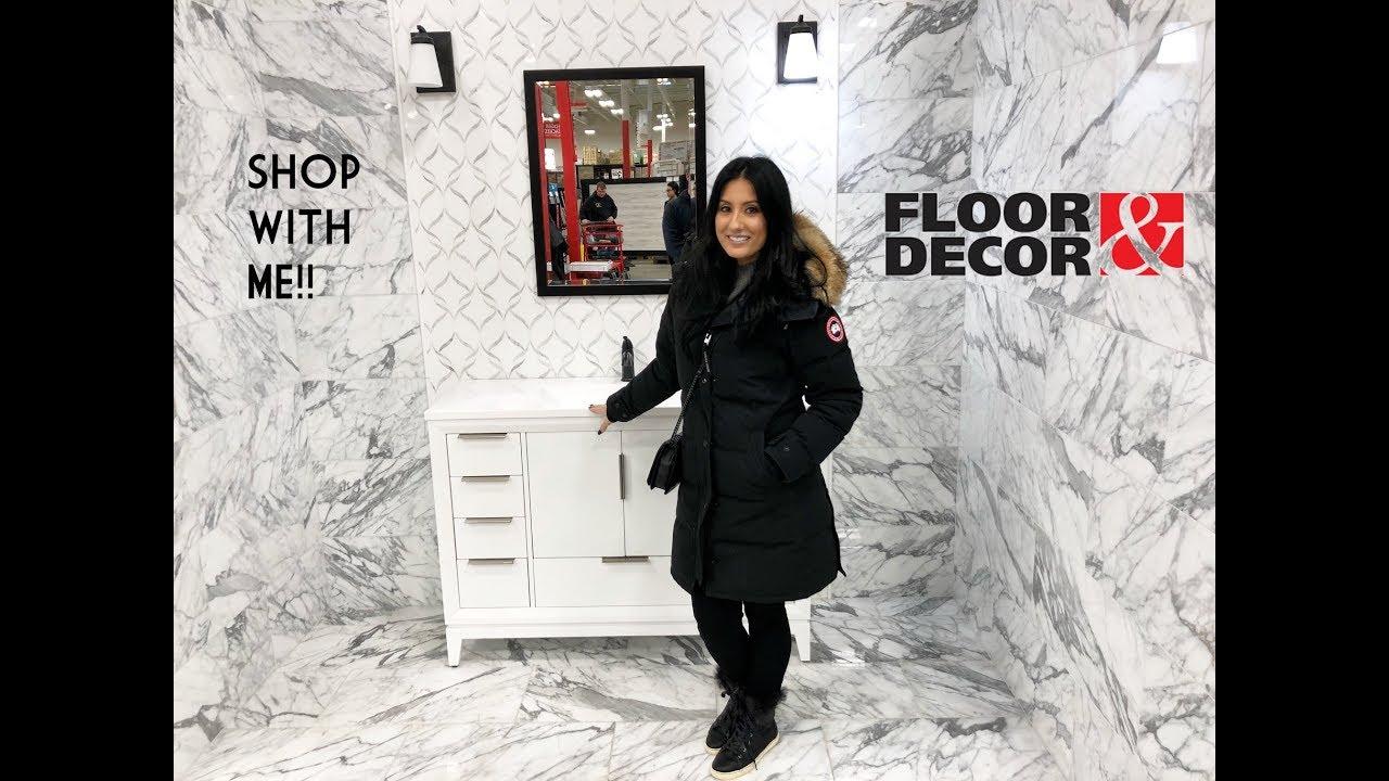 shop with me floor decor new flooring tile avon ma