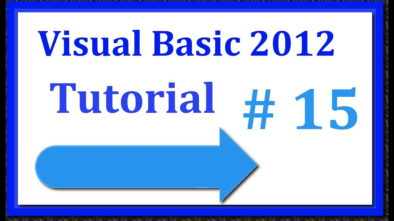visual basic 2012 tutorial 15 sleep ohne einfrieren des programmes warten youtube. Black Bedroom Furniture Sets. Home Design Ideas