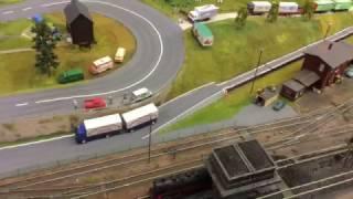 LKW Verladung Modellbahnverein Adorf