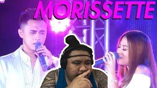 Morissette Amon & Marlo Mortel - Almost Is Never Enough [MUSIC REACTION]