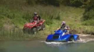 Jet Ski and ATV Convertible
