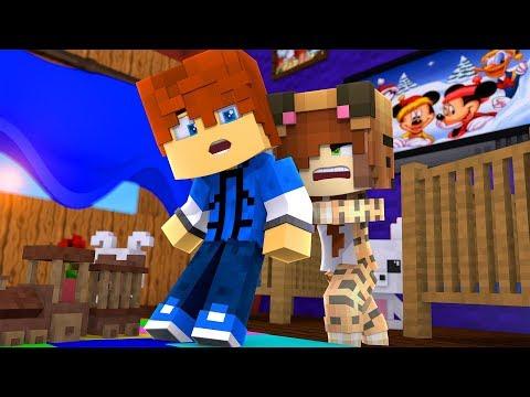Minecraft Daycare -  TINA CHANGED !? (Minecraft Roleplay)