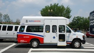 GANG STALKING:  THE METRO ACCESS VANS FROM HELL!
