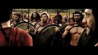 300 спартанцев-Трейлер (Setбол)