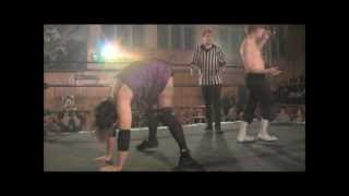 Ladybeard(Australia) Vs Rupert Holmes(UK) at Riot City Wrestling's ...
