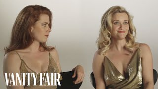 Reese Witherspoon amp; Amy Adams  2015 Hollywood Issue Cover (Vanity Fair)