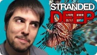 ¡COMO SER COCINERO PROFESIONAL! | Stranded Deep #27
