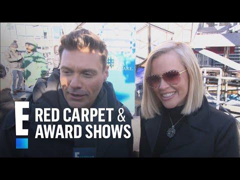 Jenny McCarthy & Ryan Seacrest Talk New Year