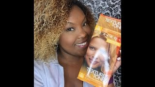 HOW I COLOR MY HAIR: Clairol Textures and Tones