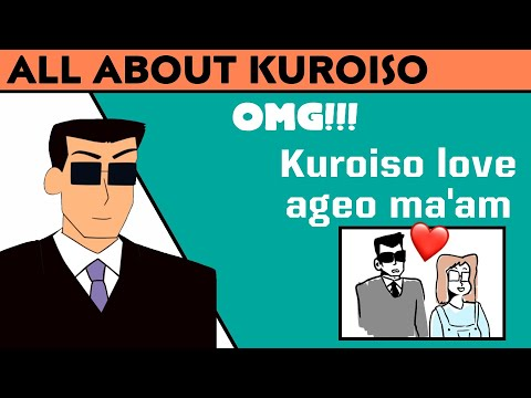 All about Kuroiso | all above Ai chan bodyguard | shinchan ai chan bodyguard video | ffs