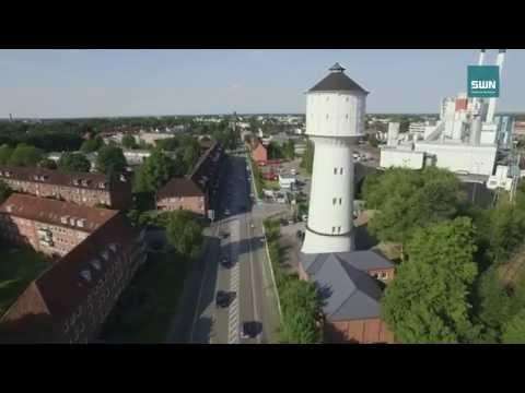Film ab: Die SWN Stadtwerke Neumünster stellen sich vor!