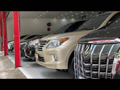 Báo Giá Xe Ô tô Cũ Hạng Sang Siêu Hot Cập Bến tại Tuấn Kiệt Auto | P5 Tháng 07-2021