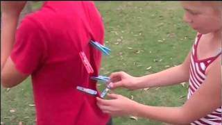 Game for Active Kids - Pegs