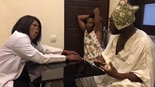 Crazeclown x Funke Akindele x Ade - A Visit To Doctor Jenifa