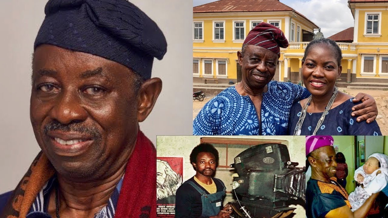 Download WATCH Yoruba Filmmaker Tunde Kelani, His Wife, Children And 10 Things You Never Knew