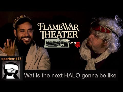 Flame War Theater -