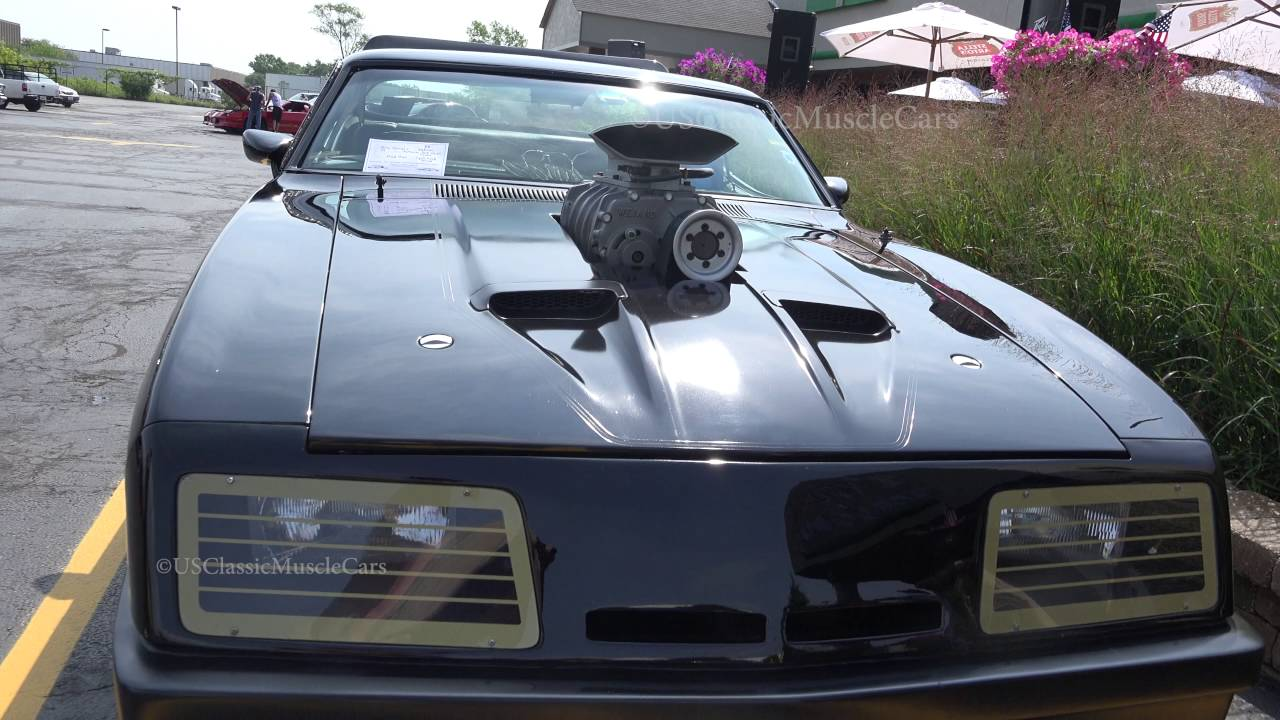 MAD MAX Car - Child's Voice Car Wash Fund Raiser - Ford Falcon XB GT