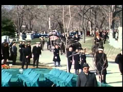 Apollo 1 Funerals at Arlington and West Point