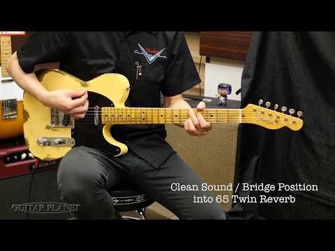 Fender Custom Shop 2017 NAMM Show 1951