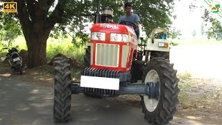 Swaraj 963 FEV4WD Tractor Specification and Test Drive | New Tractor