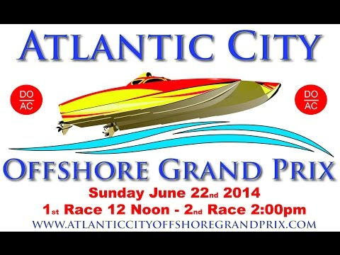 2014 OPA ATLANTIC CITY OFFSHORE GRAND PRIX