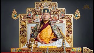 6th Arya Kshema, Gyalwang Karmapa teaching on the Jewel Ornament of Liberation Day 1