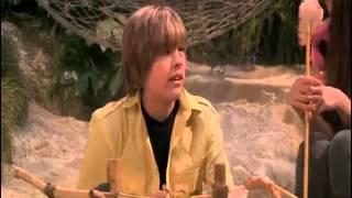 Zack e Cody Gêmeos a Bordo Perdidos no Mar parte 2
