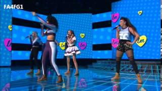 Little Mix: 'Wings'- The X Factor Australia 2012 - Live Decider 7 - TOP 6