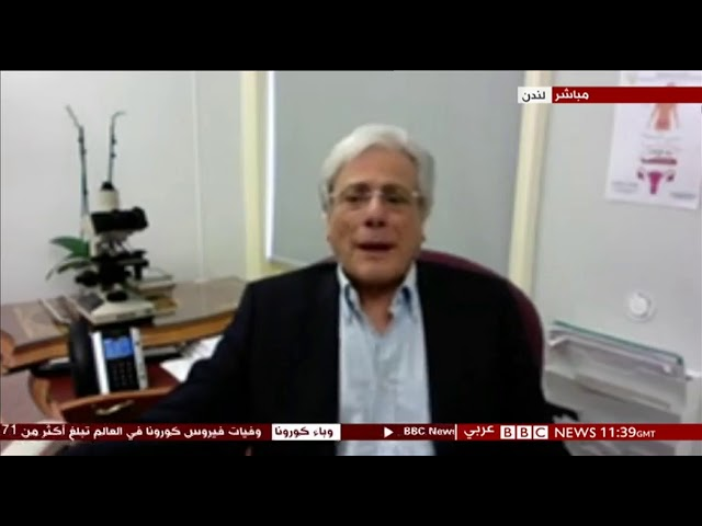 BBC interview Dr Ahmed Ismail consultant and gynaecologist and obstetrician international