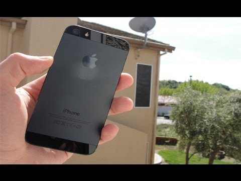 iPhone 5 Extreme Drop Test - Thrown Out The Window